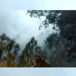 Provocan incendios contaminación en CDMX