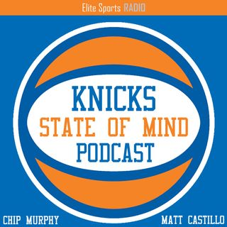 Knicks State of Mind Podcast: East Outlook, Max Deal For KP, Should Knicks Lock Up Burke