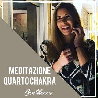 Meditazione Quarto Chakra - Gentilezza