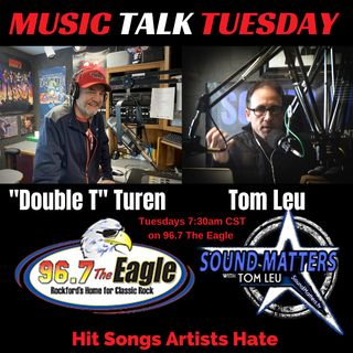 (Music Talk Tuesday): Hit Songs Artists Hate