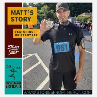 Stories from the Start | Matt, 30, Maryland