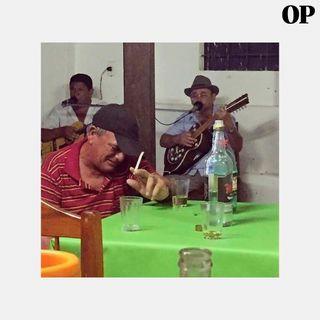"""#20 - """"O que embriaga é a musica"""". Música brega popular brasileira."""