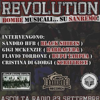 The Sound Of Revolution - Bombe Musicali... su Sanremo