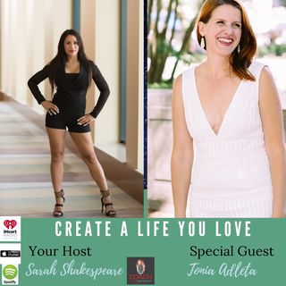 The Ultimate Form Of Self Care with Special Guest, Tonia Adleta