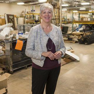 Phyllis Snodgrass - Austin habitat for Humanity 2019-02-06