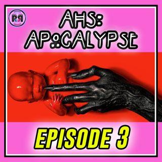 "AHS: APOCALYPSE || EPISODE 3 ""Forbidden Fruit"" // Recap Rewind //"