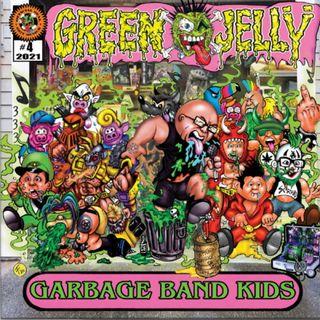 Metal Hammer of Doom: Green Jellÿ - Garbage Band Kids