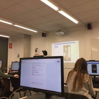 Impresions a classe de TIC