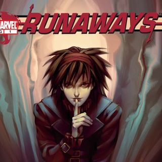 Source Material #140: Runaways (Marvel, 2003)