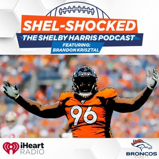"'Shel-Shocked"" The Shelby Harris Podcast - Trailer"