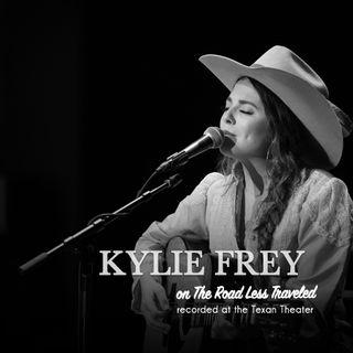 Live Show: Kylie Frey