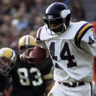 Sports of All Sorts: Guest Legendary Minnesota Viking Chuck Foreman