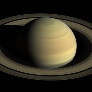 Cassini at Saturn: The Final Year