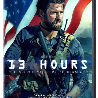 On Trial:13 Hours - The Secret Soldiers of Benghazi