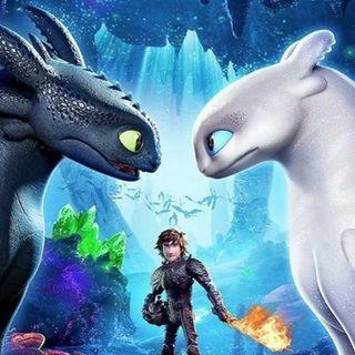 La Garra cinematográfica #3/Como Entrenar A Tu Dragón 3