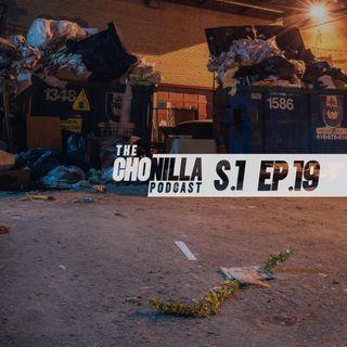 S1-Ep19: I'm a trash monster.