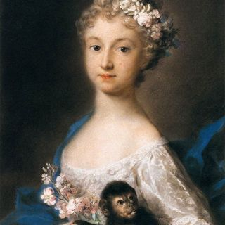 ROSALBA CARRIERA: La forza dell'Arte.