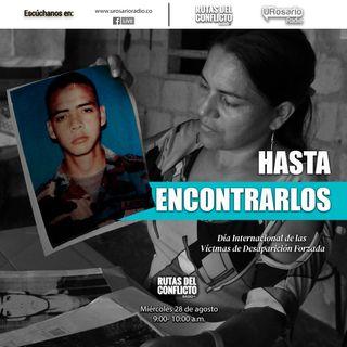 #HastaEncontrarlos: Testimonio de María Hernández