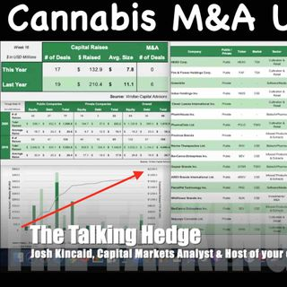 Cannabis M&A Investment Update