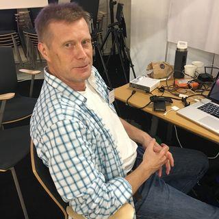 Journalismia ja oppimista, Jukka Haveri, Tampereen mediapedagogi