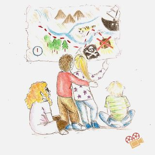 I Goonies: un tesoro per piccoli avventurieri