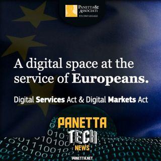 6. Panetta Talk: dialogo sul Digital Services Act, con Giulia Pastorella