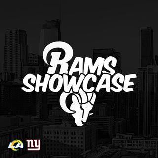 Rams Showcase - Giants @ Rams