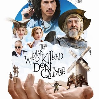 50th Ep,  Quigley Down Under, The Man who killed Don Quixote
