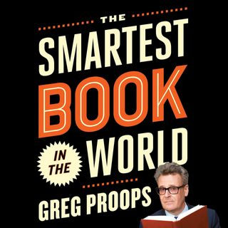 Greg Proops Smartest Book In The World Returns To The Show