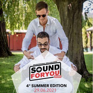 Sound For You Radio - Estate di terra - 26.06.2021