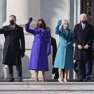 Part 4 of President Joe Biden and VP Kamala Harris's Inauguration