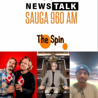 The Spin - June 18, 2020 - Music & Comedy with the Bahds, MLB Owners & Can You Produce Movies During Covid?