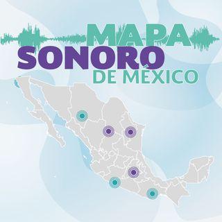 7x16 - Mapa Sonoro de México