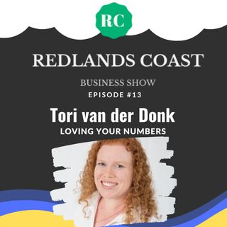 Loving Your Numbers with Tori van der Donk