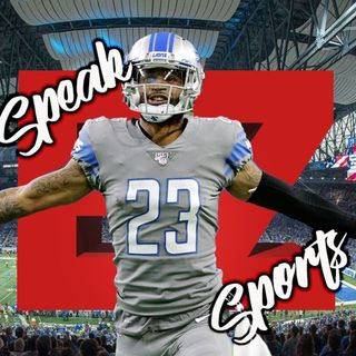 "Darius ""Big Play"" Slay Episode #21 of The Speak EZ Podcast"