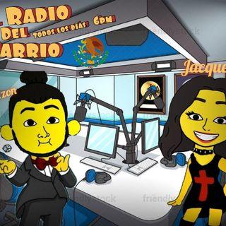 Sep 25 Episode 143 - El Radio del Barrio