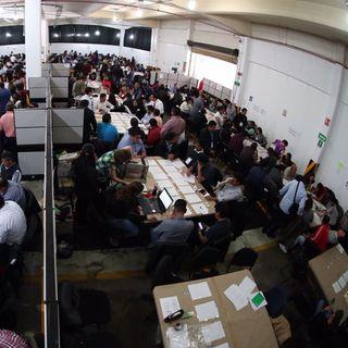 Concluye recuento de votos de elección de Puebla