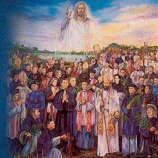 San Andrés Dung Lac y compañeros mártires