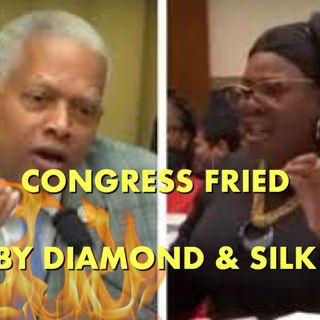 CONSERVATIVES STILL CENSORED - DEMS GET FRIED by Diamond & Silk