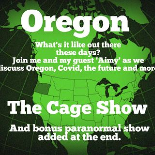 Oregon, with special guest 'Amy S'