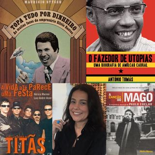 t02e15 - Biografias parte II - Titãs, Paulo Coelho, Sílvio Santos e Amílcar Cabral (part. Hérica Marmo)