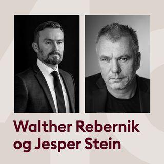 Jura og karate - Walther Rebernik i samtale med Jesper Stein