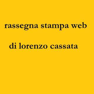 Rassegna web - episodio 3 - 6 gennaio 2021