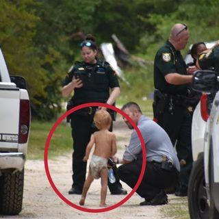 Bambino scompare all'improvviso quando la polizia lo ritrova assiste a una scena bellissima...