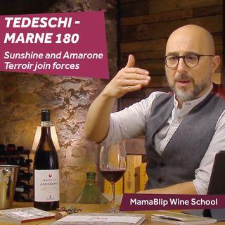 Corvina | Tedeschi - Marne 180 | Valpolicella | Wine tasting with Filippo Bartolotta