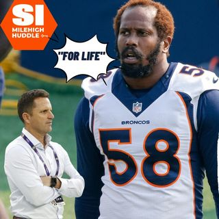 HU #627: Contradictory Reports Cloud Von Miller's Broncos Future | w/ Jay Thomas