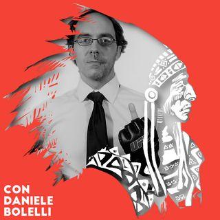 Liberarsi dalle certezze   con Daniele Bolelli