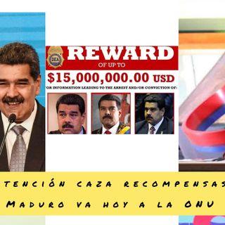 Escuche Caiga Quien Caiga miércoles 22 septiembre 2021 Maduro visita New York