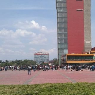 Porros agreden a personal de UNAM en CU