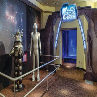 Reading Public Museum Upcoming Exhibits Including Alien Worlds Installation